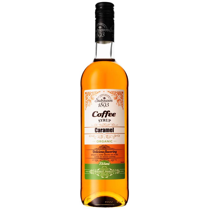 """Kaffesirap """"Caramel"""" 735ml - 61% rabatt"""