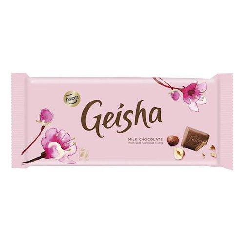 Geisha Chokladkaka