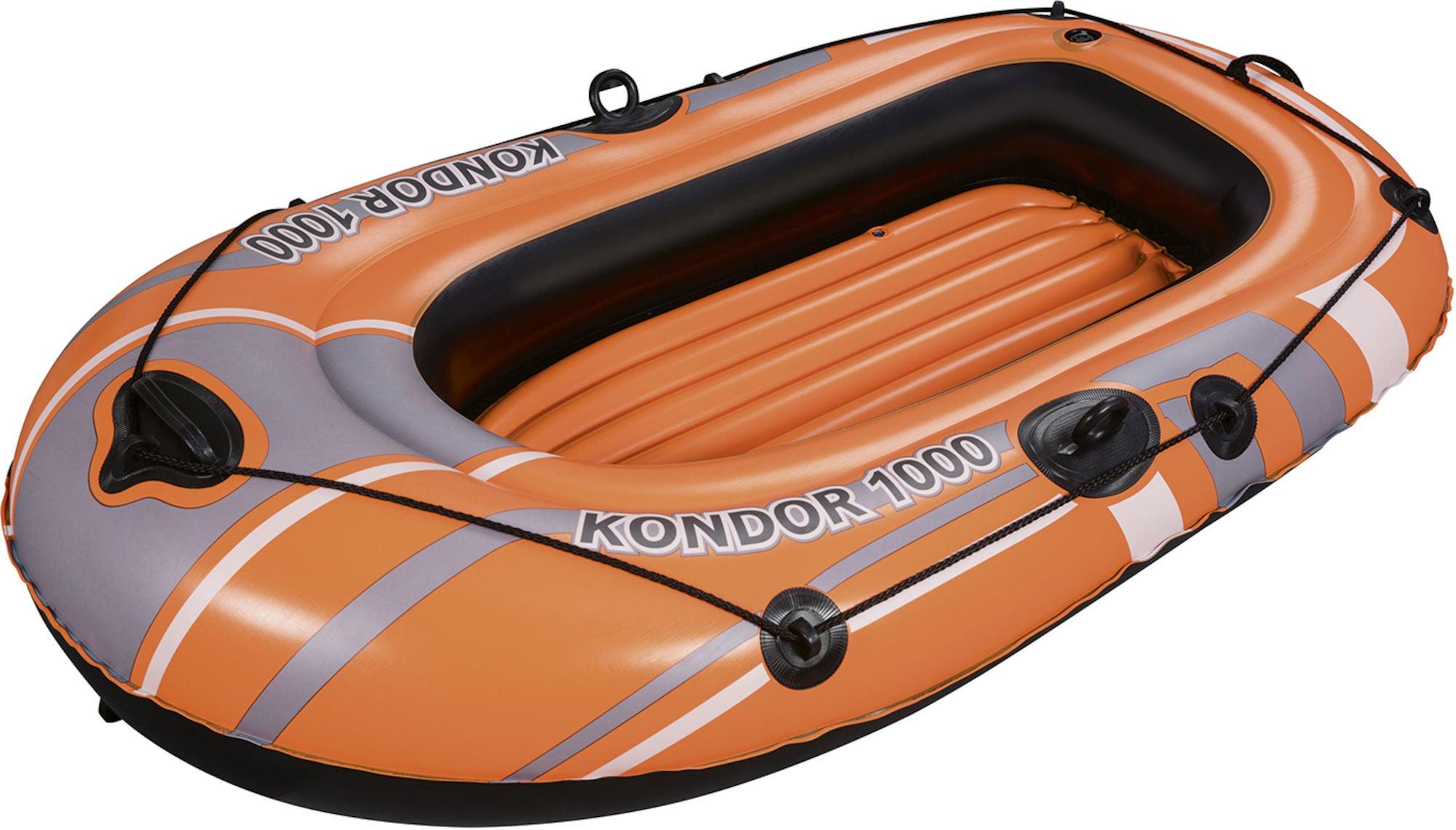 Bestway Oppblåsbar Båt Kondor 1000