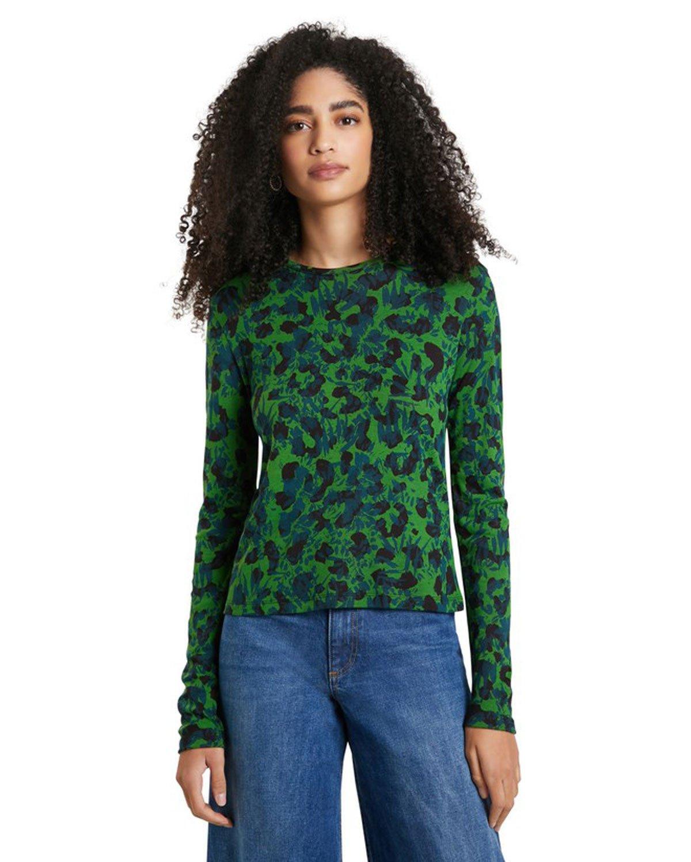 Desigual Women's Knitwear Red 320639 - green S