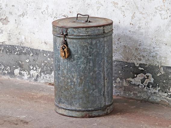 Metal Storage Drum Medium