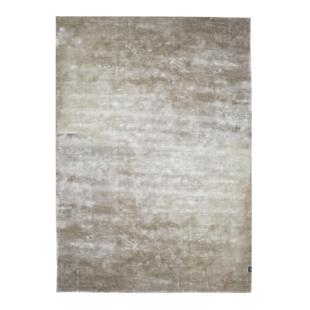 Viskosmatta VELVET TENCEL taupe 200 x 300 cm, Classic Collection