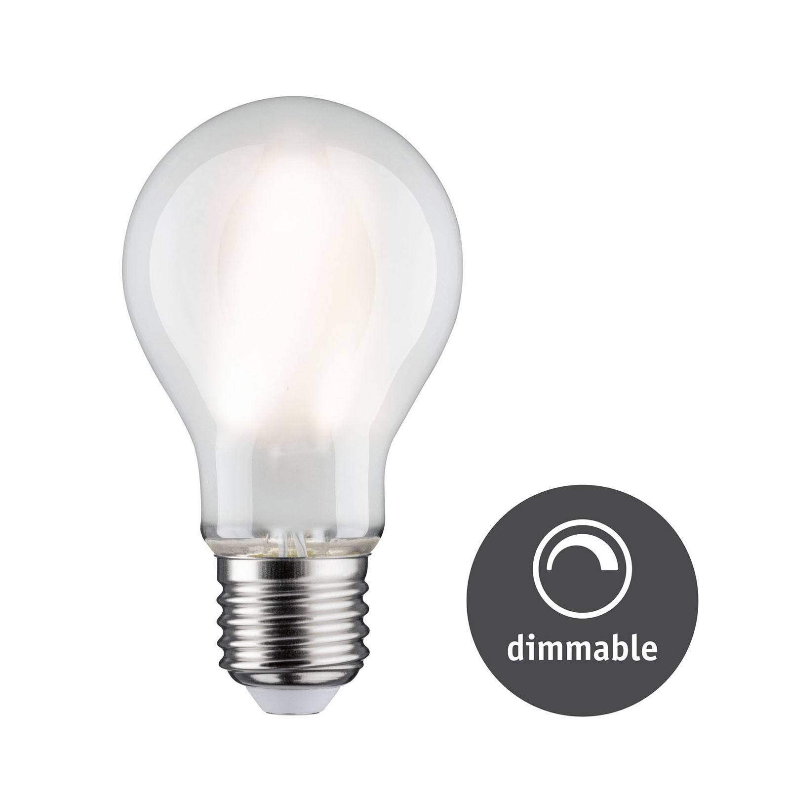 Paulmann-LED-lamppu E27 9W 4 000 K matta
