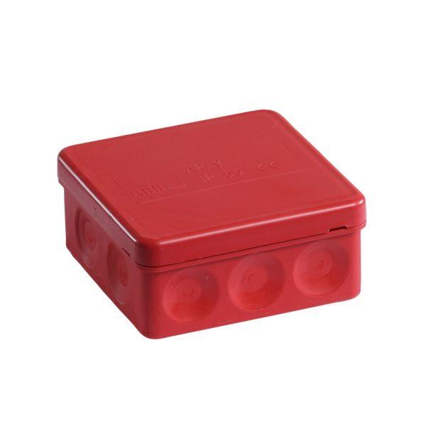 ABB 2TKA00001563 Kytkentärasia IP65 Punainen