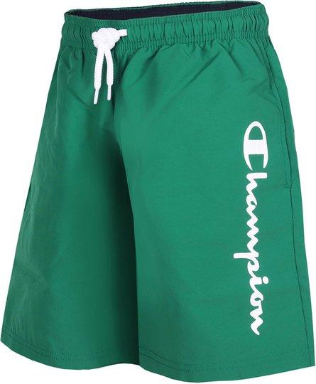 Champion Kids Badeshorts, Verdant Green XXS