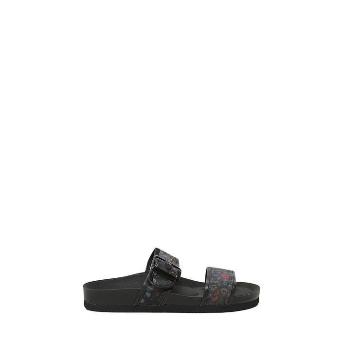 Desigual Women's Slippers Black 240153 - black 36
