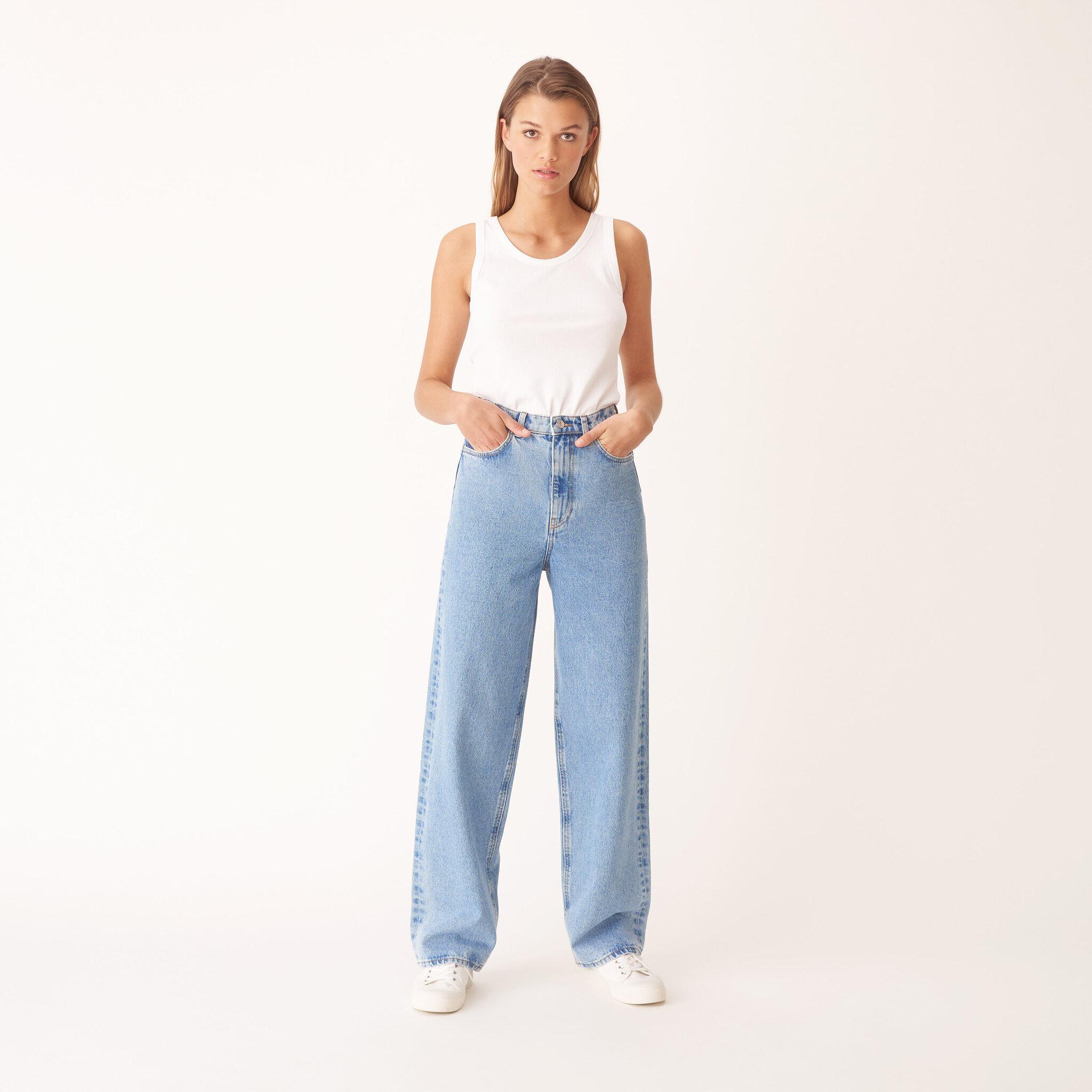 Höga jeans BARREL