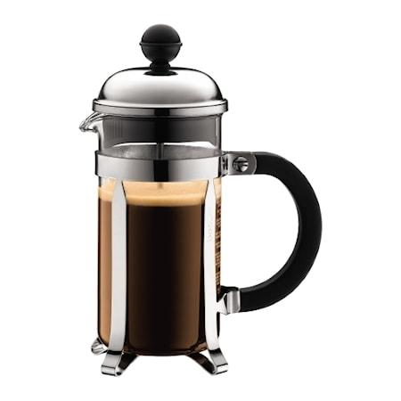 Chambord Kaffebryggare 3 koppar 35 cl Shiny
