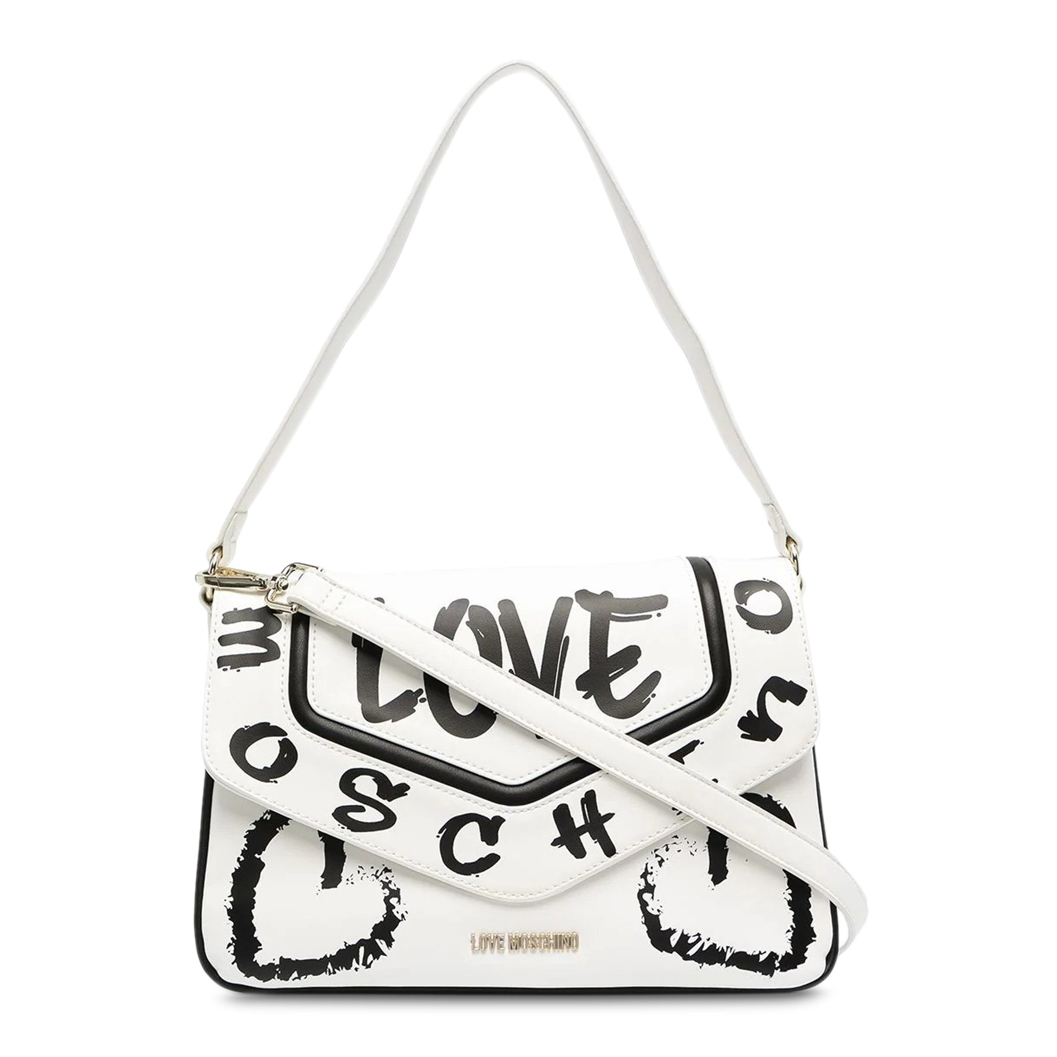 Love Moschino Women's Shoulder Bag Various Colours JC4218PP0CKC1 - white NOSIZE