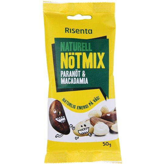 Nötmix Paranöt & Macadamia 50g - 40% rabatt