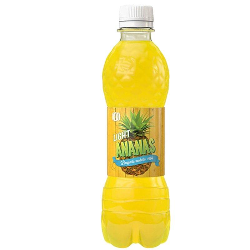 Virvoitusjuoma Ananas Light - 30% alennus
