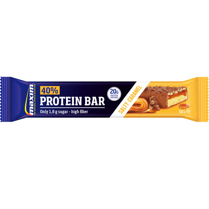 Proteiinipatukka Salty Caramel - 14% alennus