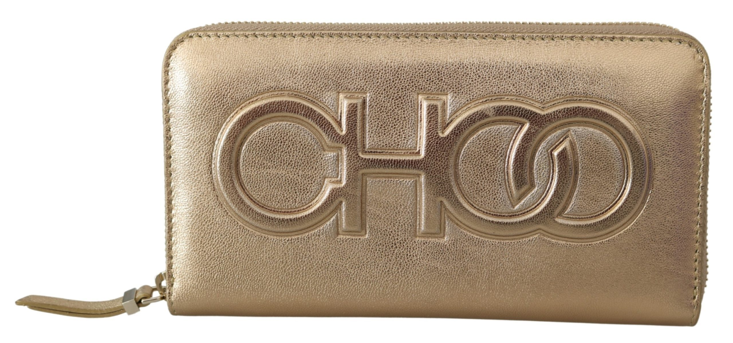 Jimmy Choo Women's Bettina Wallet Gold 1436101