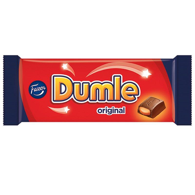 Dumle Original Suklaalevy - 22% alennus