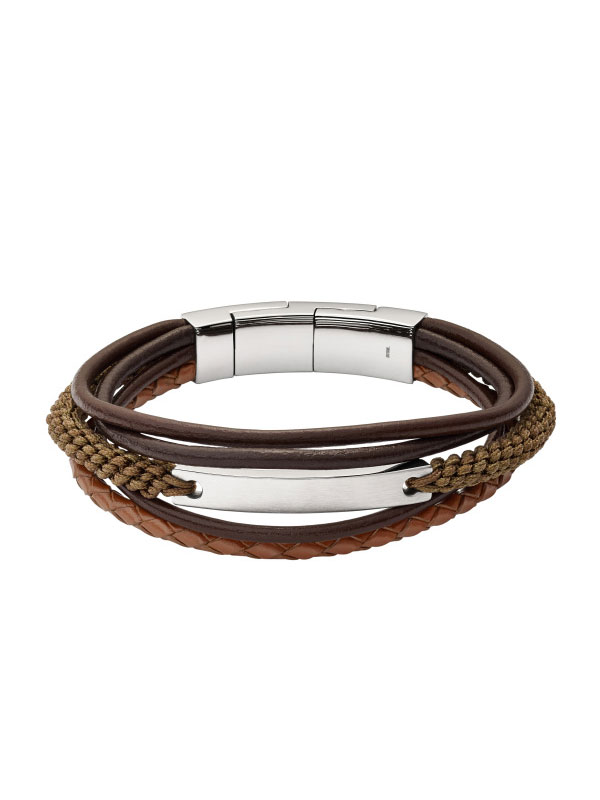 Fossil Mens Vintage Casual Armband JF02703040