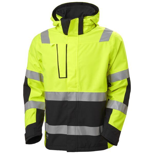 Helly Hansen Workwear Alna 2.0 Softshelljacka gul, varsel XS
