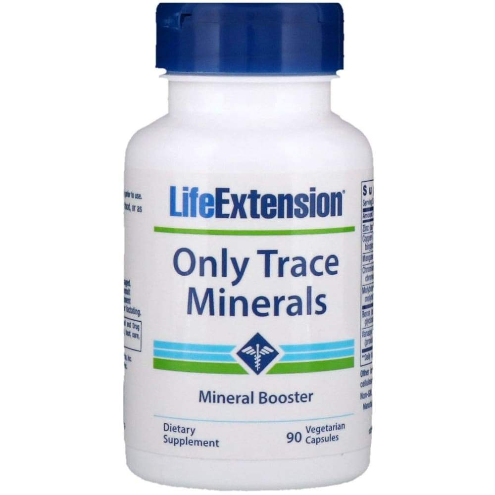 Only Trace Minerals - 90 vcaps