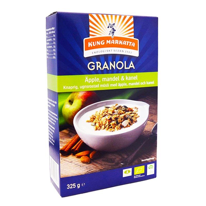 Eko Granola Äpple, Mandel & Kanel 325g - 49% rabatt