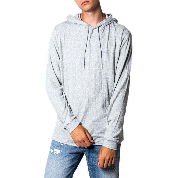 Diesel Men's Sweatshirt Grey 175427 - grey M