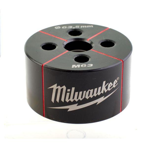Milwaukee 4932430921 Hullstanser for rustfritt og mykt stål M63