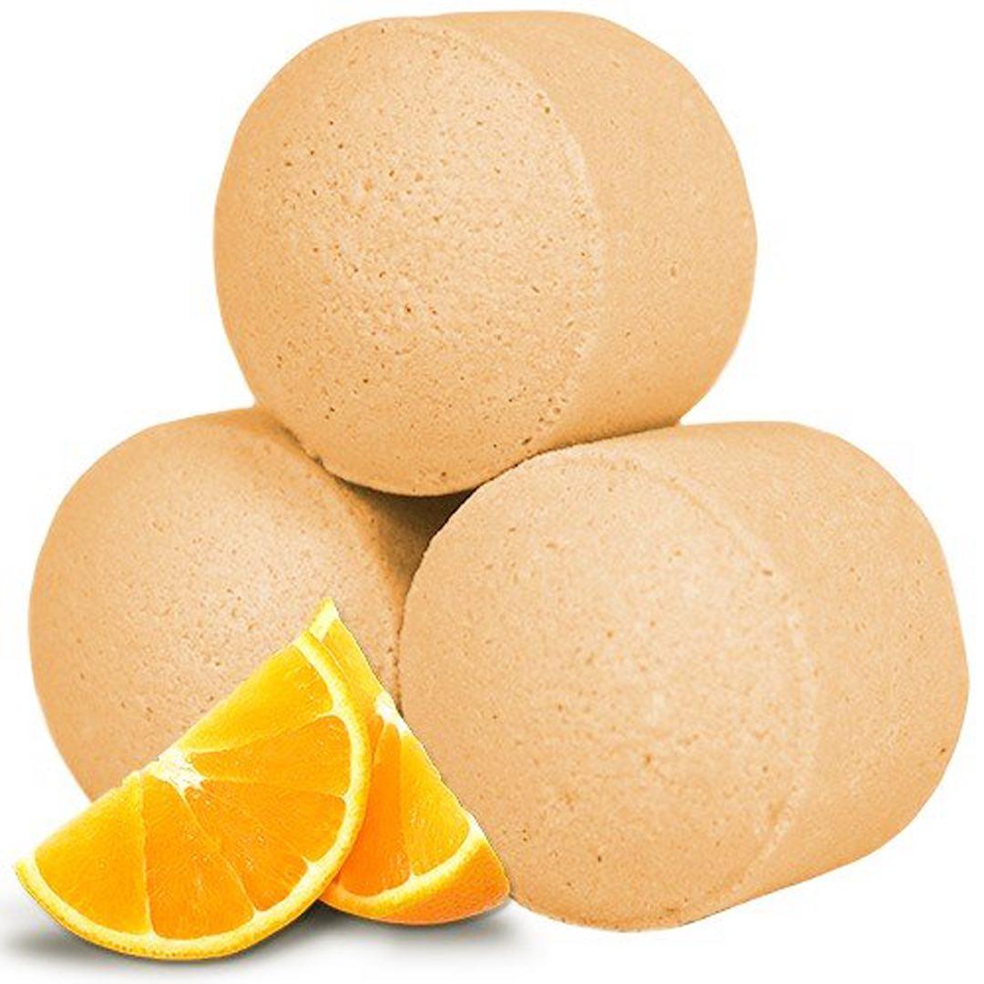 Minibadbomb Apelsin 3-pack