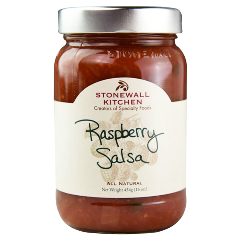 "Salsa ""Raspberry"" 454g - 50% rabatt"
