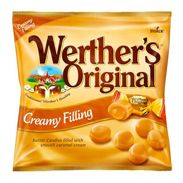 Werthers Caramel Creme - 135 gram