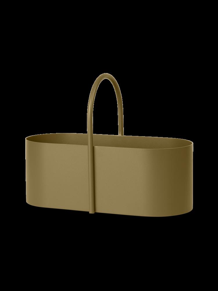 Ferm Living - Grib Toolbox - Olive (1104263285)