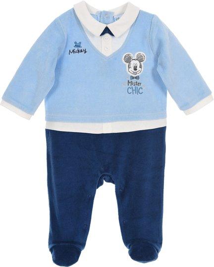 Disney Mikke Mus Pyjamas, Navy 0mån