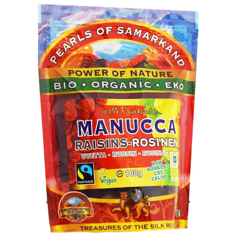 """Russin """"Manucca"""" 100g - 28% rabatt"""