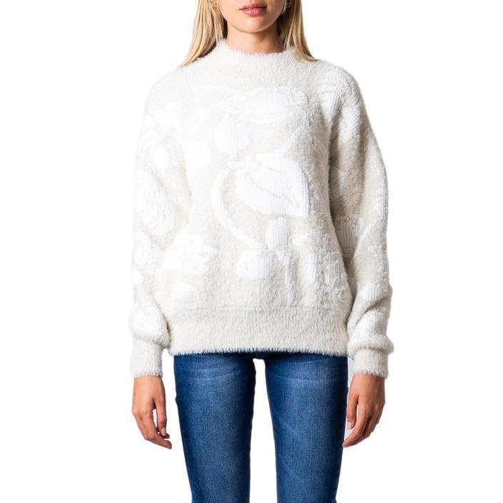 Desigual Women's Sweatshirt White 176877 - white XL