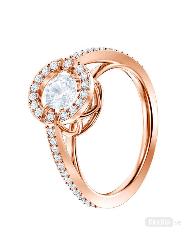 Swarovski Ring Sparkling Dance 52 5482703