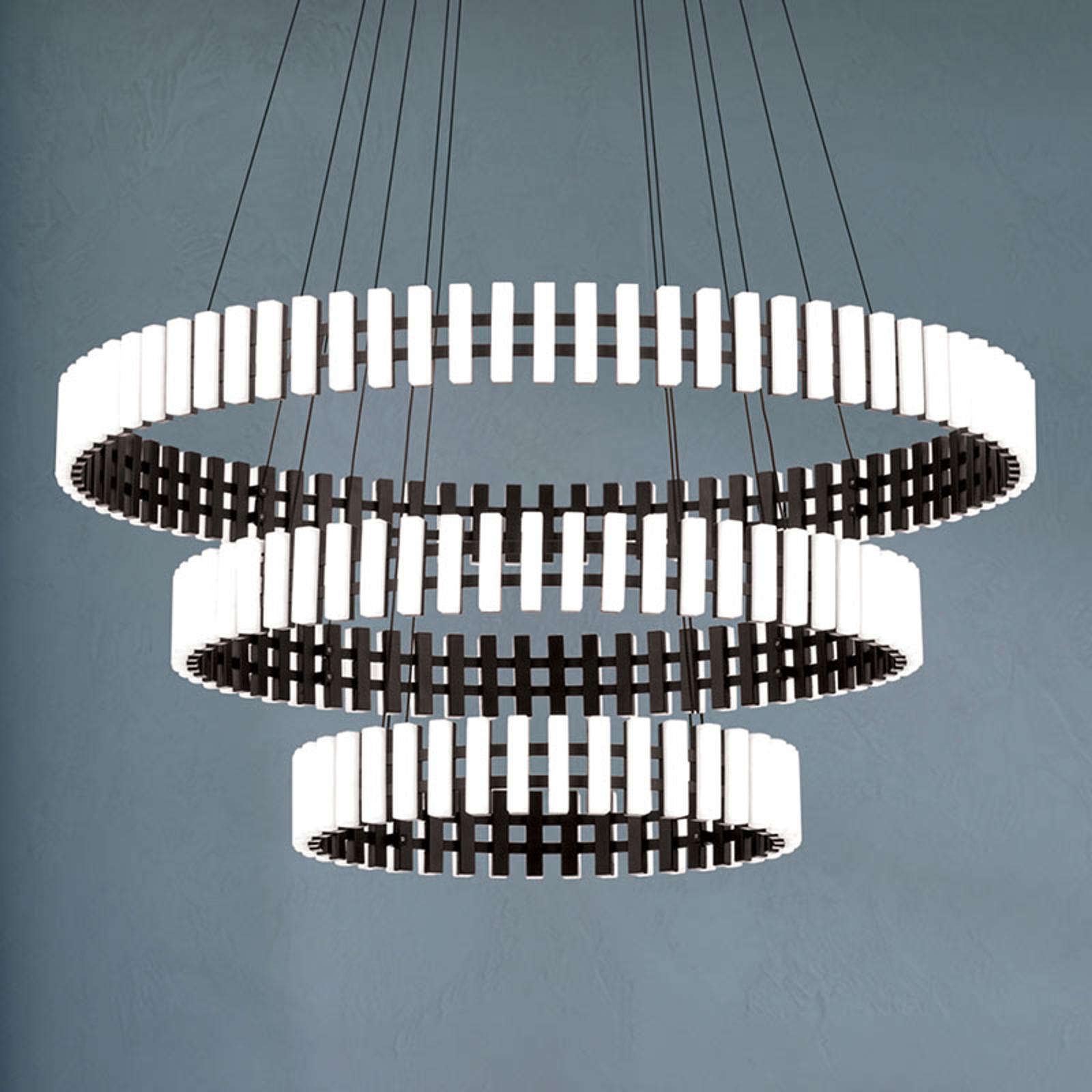 LED-riippuvalaisin Mansion, himmennettävä