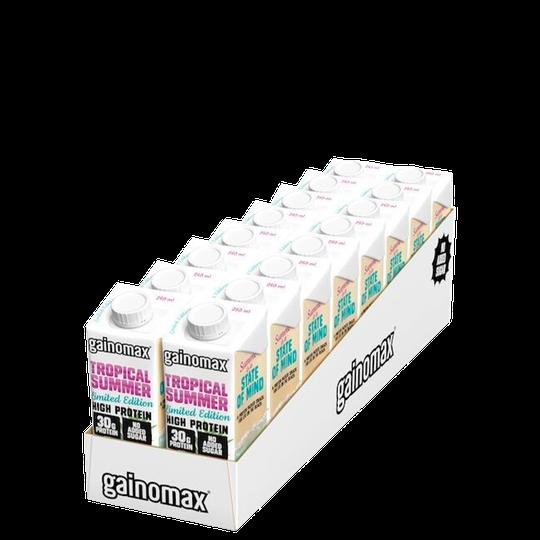 16 x Gainomax High Protein Drink
