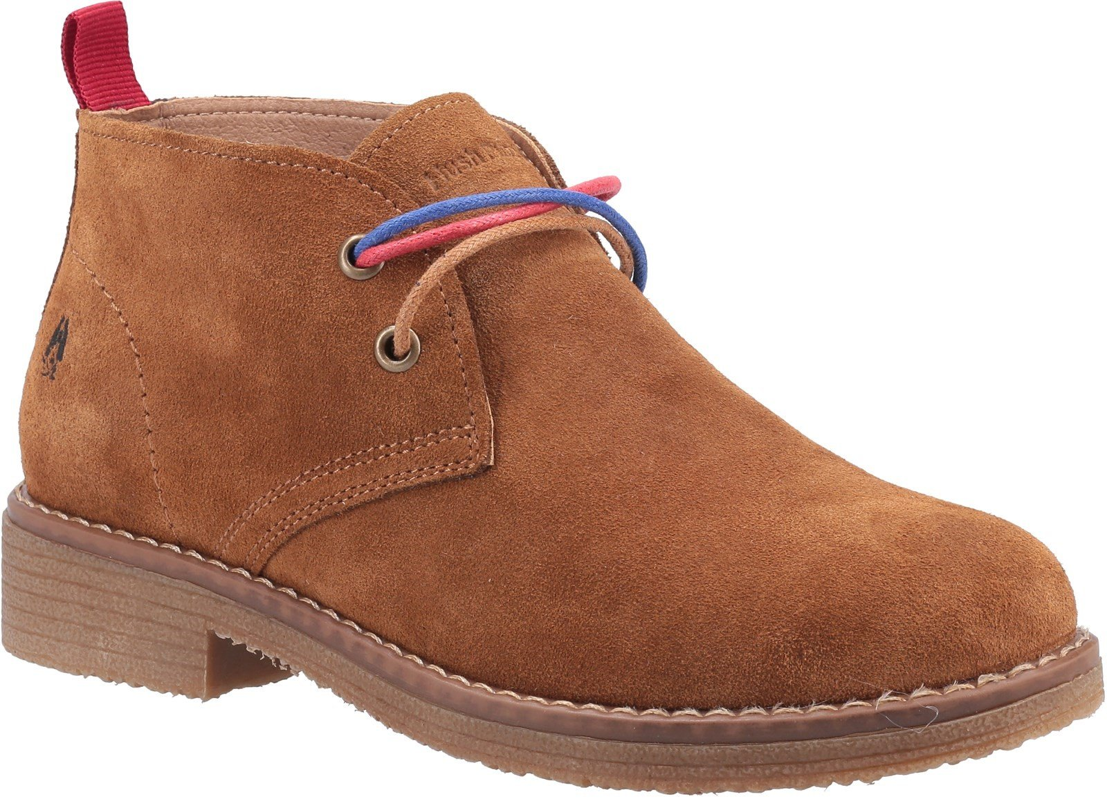 Hush Puppies Women's Marie Ankle Boots Various Colours 31951 - Tan 3