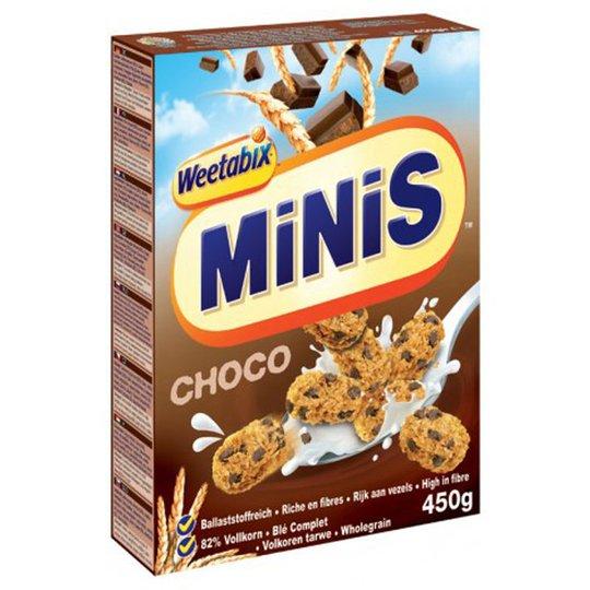 Weetabix Minis Suklaa - 53% alennus