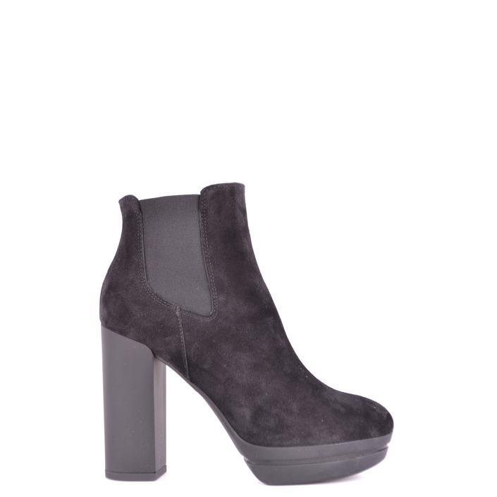 Hogan Women's Boot Black 164277 - black 35.5