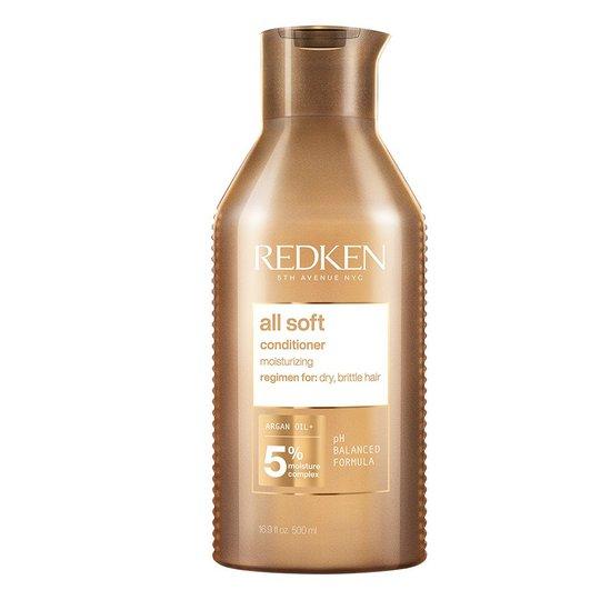 All Soft Conditioner, 500 ml Redken Hoitoaine