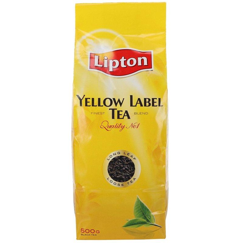 Te Yellow Label - 28% rabatt