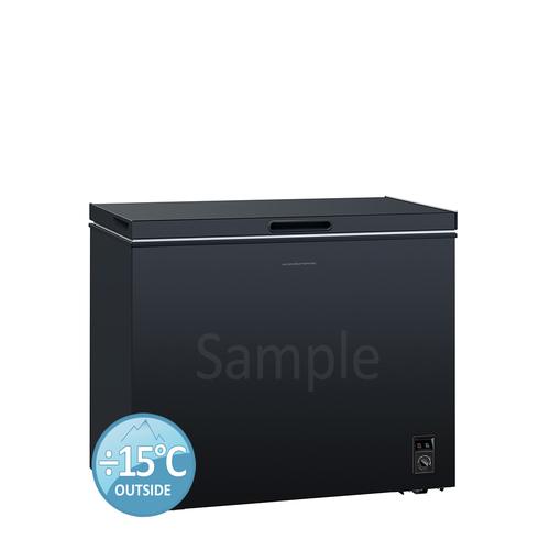 Scandomestic Sb201b Frysbox - Svart