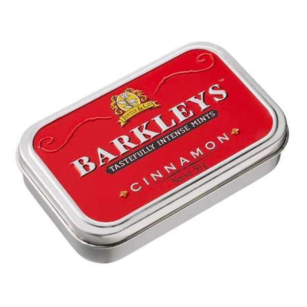 Barkleys Kanel - 1-pack