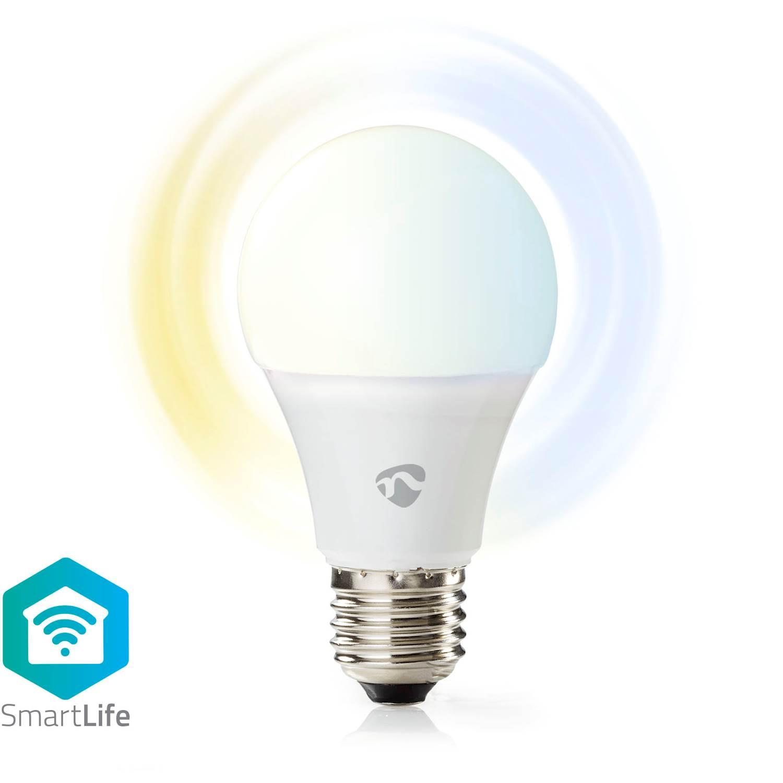 Nedis WiFi Smart LED-lampa E27