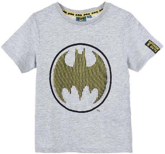 Batman T-Shirt, Grey, 3 År