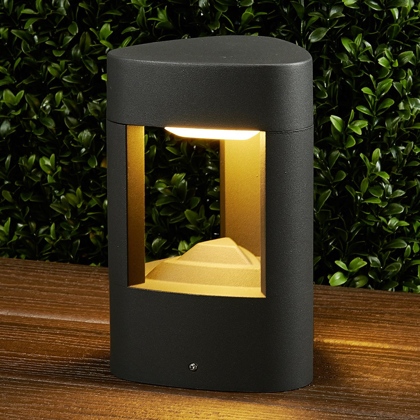 Nanna-pylväsvalaisin LED 20 cm - IP54