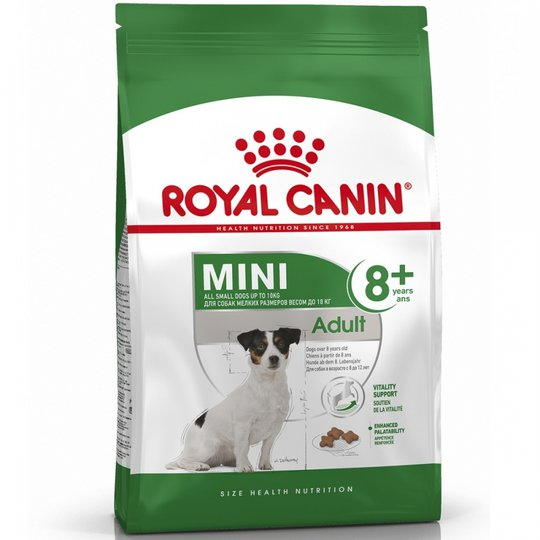 Royal Canin Mini Adult 8+ (2 kg)