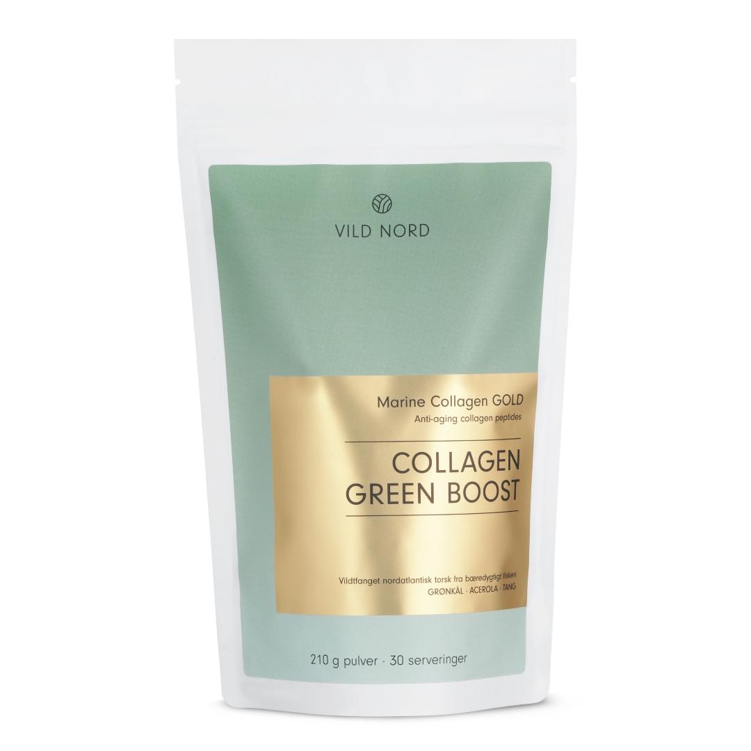 VILD NORD - Collagen GREEN BOOST 210 g