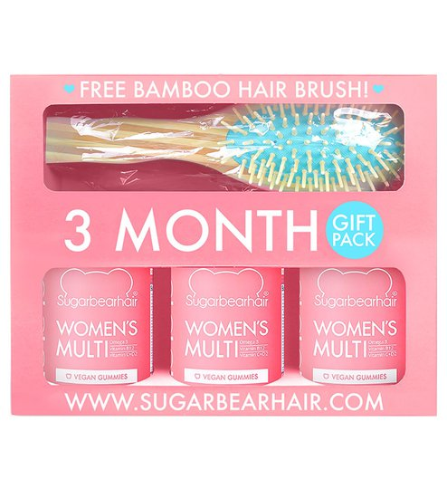 Women's Multi - 3 Month Gift Pack, Sugarbearhair Hoitavat tuotteet
