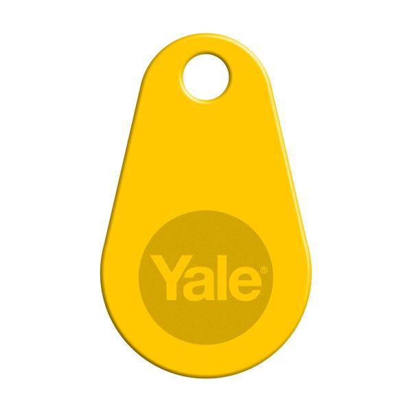 Yale Doorman V2N Nøkkelmerke Gul