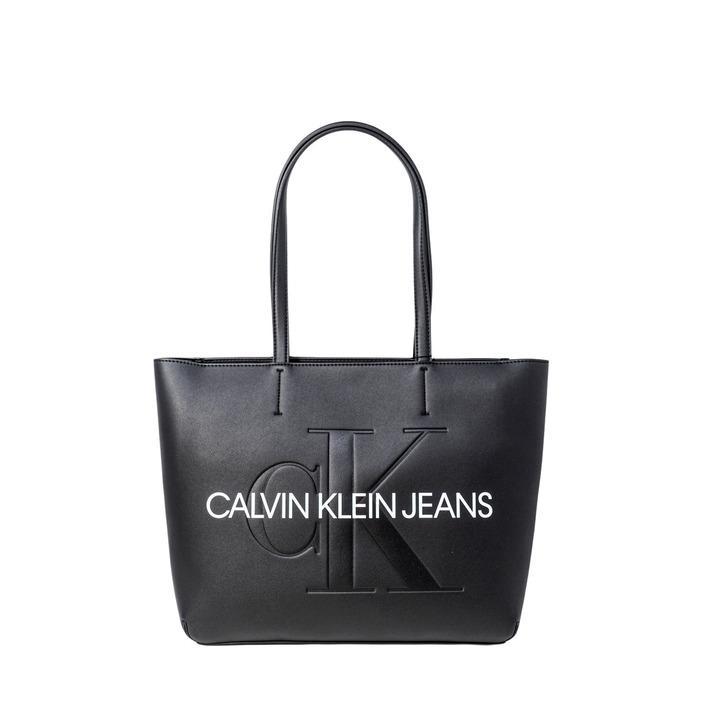 Calvin Klein Jeans Women's Bag Black 319247 - black UNICA
