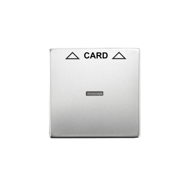 ABB 1792-866 Midtplate for kortbryter Rustfritt stål
